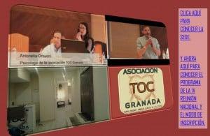 Panel Informativo Inauguración Sede y Reunión